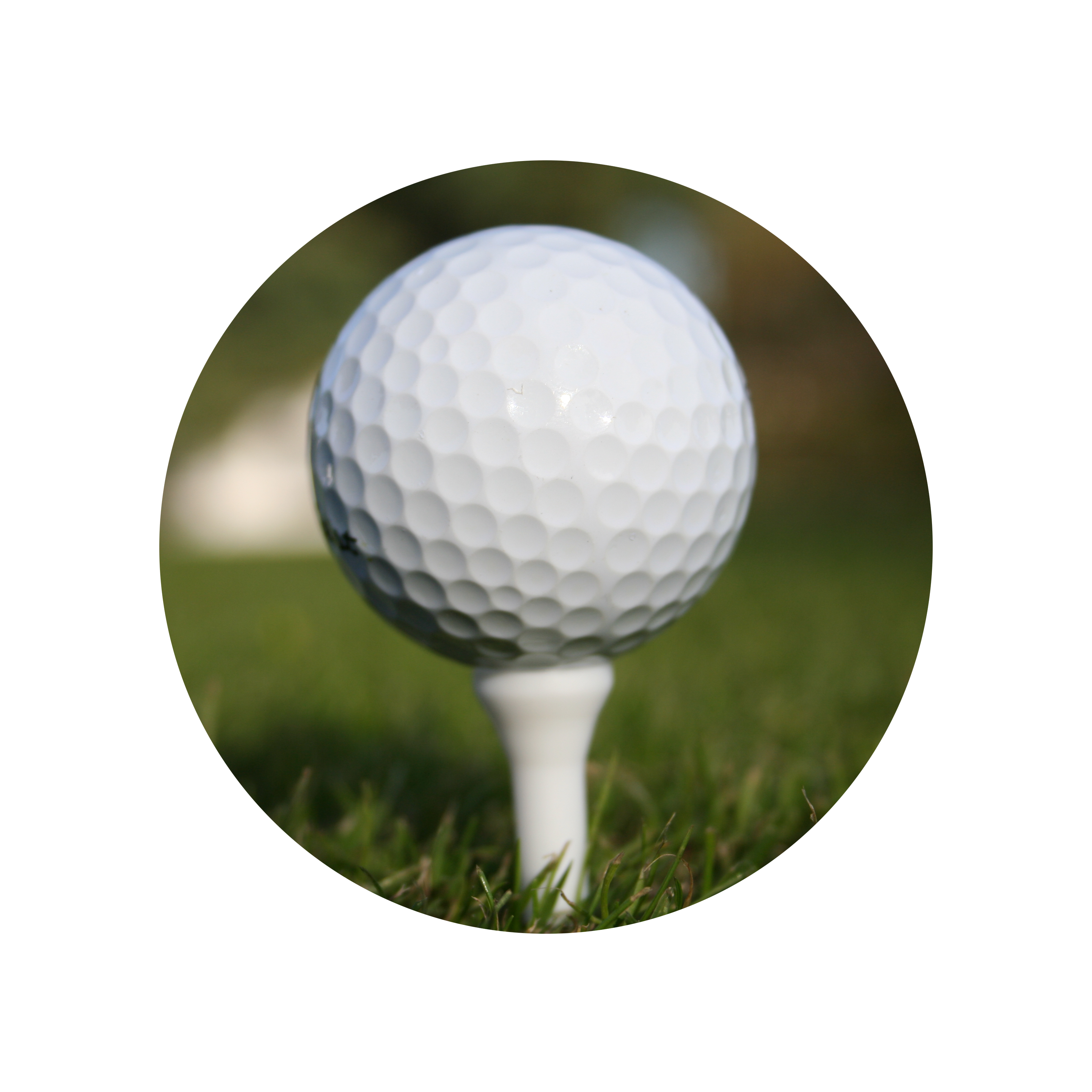 Circle Golf Ball