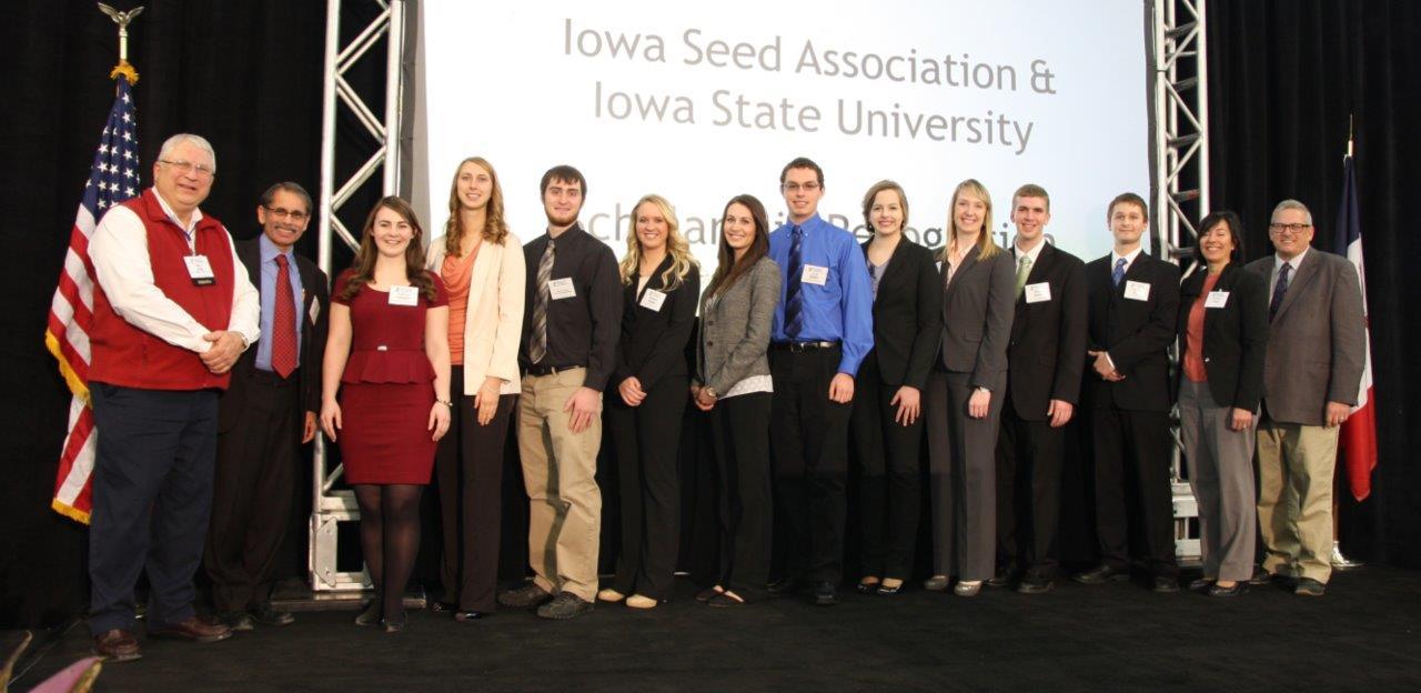 2015 ISA Scholarship Winners