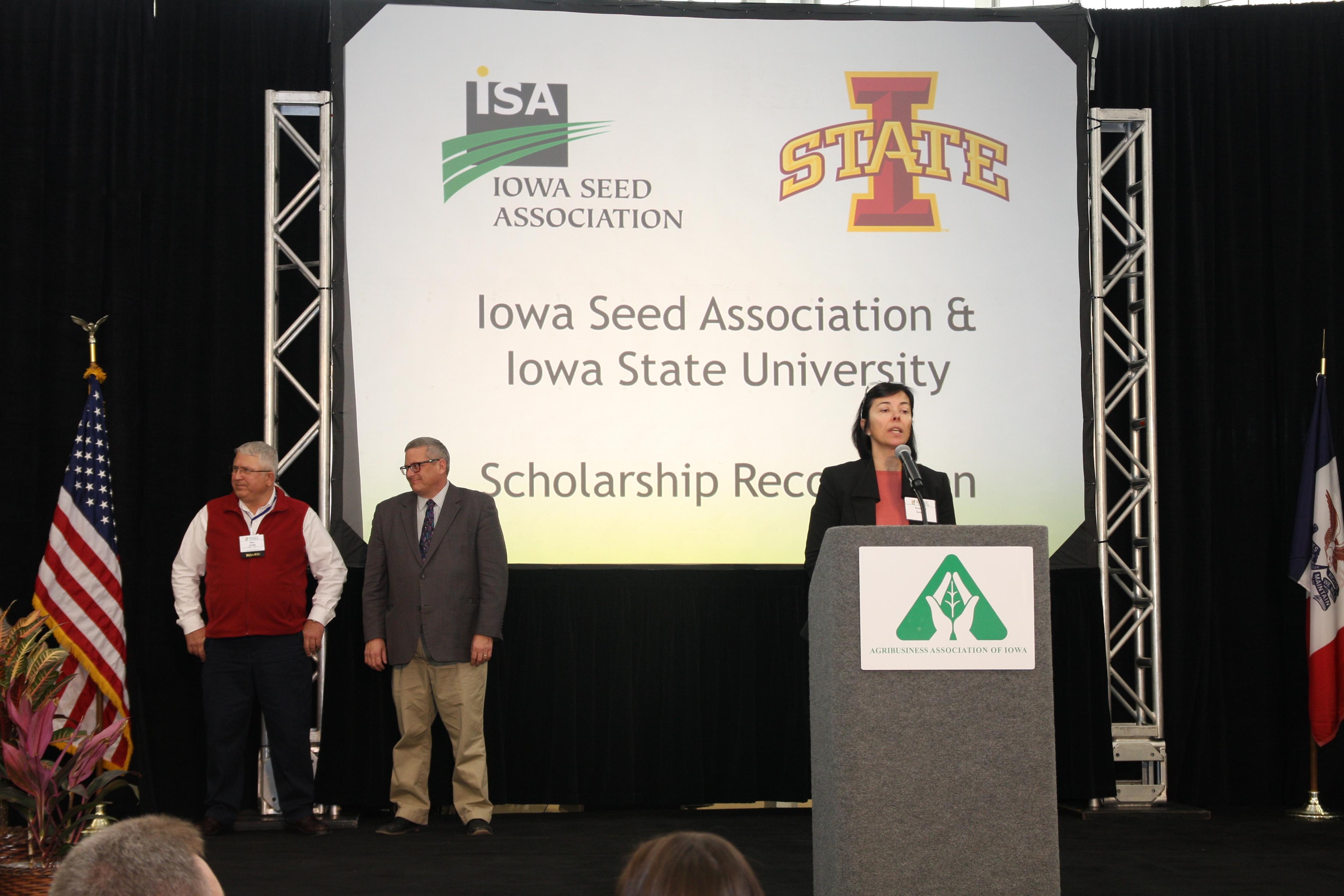 FEATURED   Iowa Seed Association