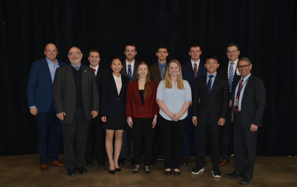 Scholarships and Recognitions Highlighted at Annual Meeting in Des