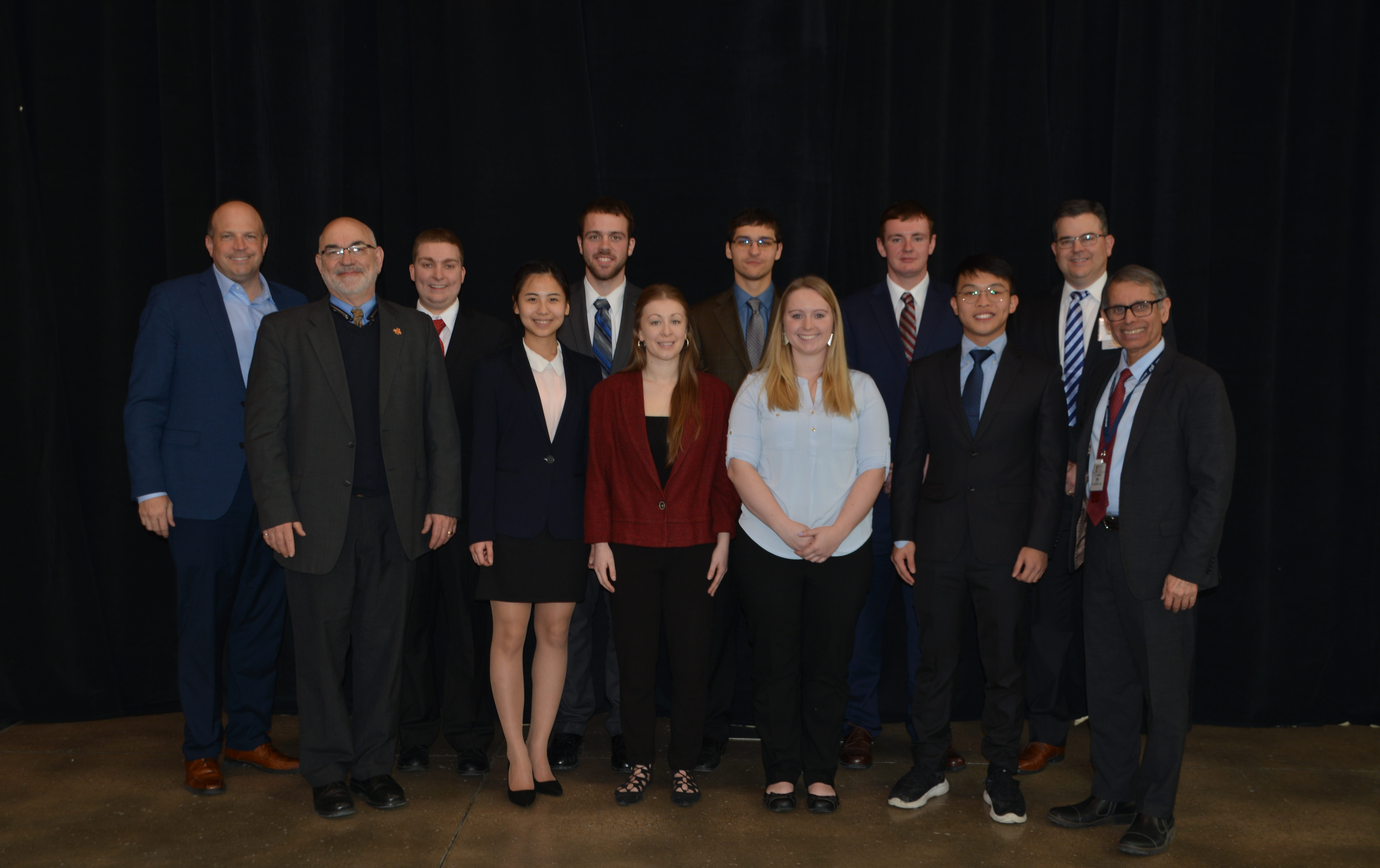Scholarships and Recognitions Highlighted at Annual Meeting in Des Moines
